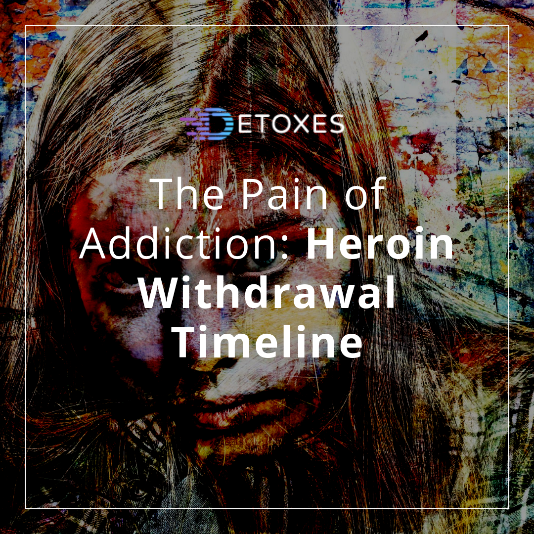 Heroin Withdrawal : The Pains of Addiction and Withdrawal, a Timeline
